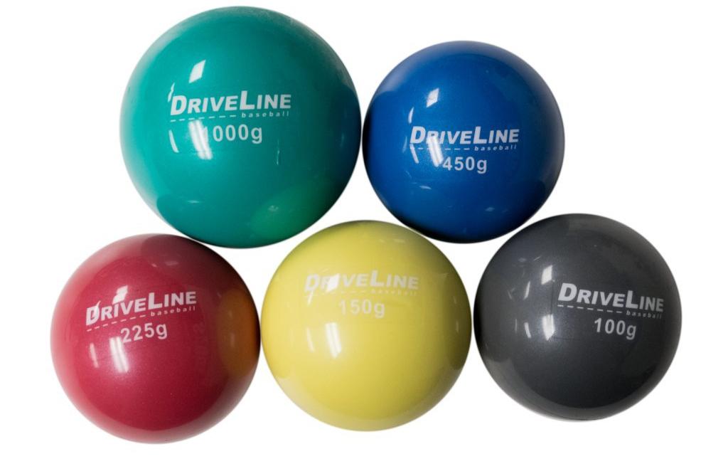 plyo balls